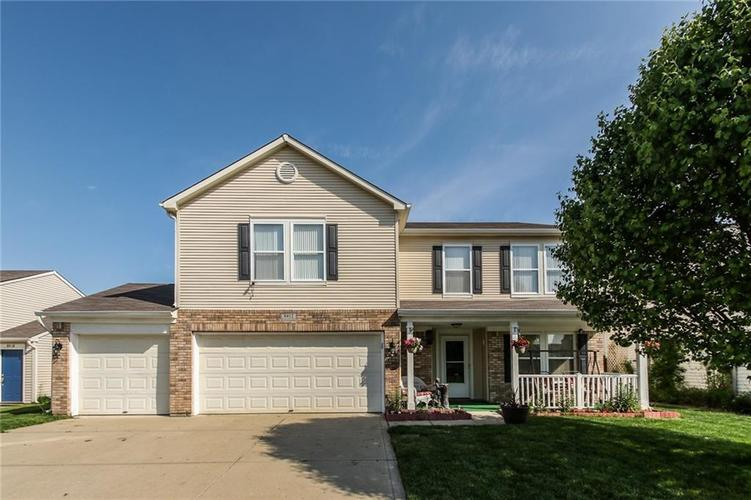 8412 Belle Union Drive Camby, IN 46113 | MLS 21639489 | photo 1