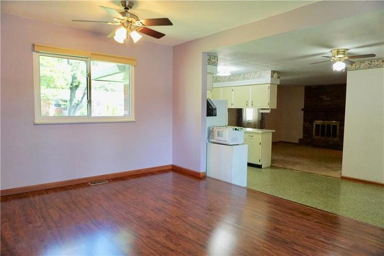 609 Hopkins Road Indianapolis, IN 46229   MLS 21639552   photo 4