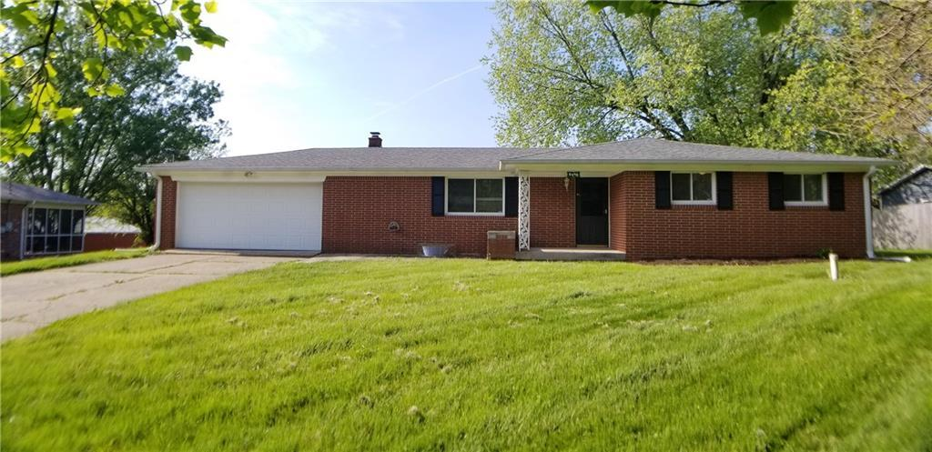 5445 W Southport Road Indianapolis, IN 46221   MLS 21639570