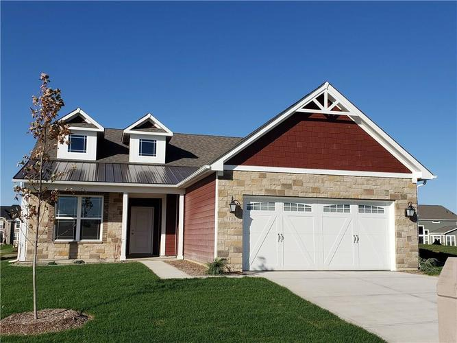7120 Wooden Grange Drive Indianapolis IN 46259 | MLS 21639619 | photo 1