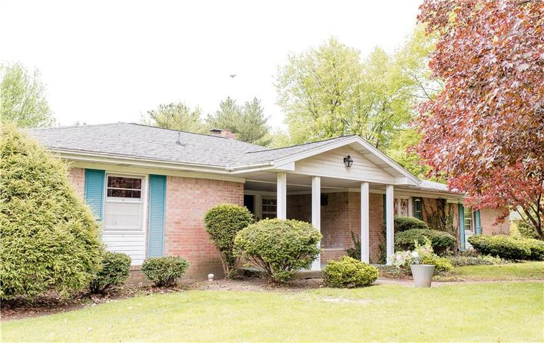 107 W Cicero Heights Drive Tipton, IN 46072 | MLS 21639658