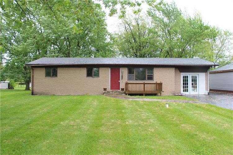 8439 Trotter Road Camby, IN 46113 | MLS 21639730 | photo 1