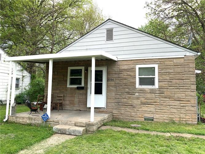 2230 N CENTENNIAL  Indianapolis, IN 46222 | MLS 21639746