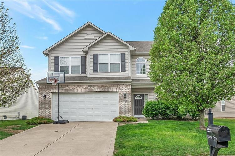 5368  Brassie Drive Indianapolis, IN 46235 | MLS 21639767