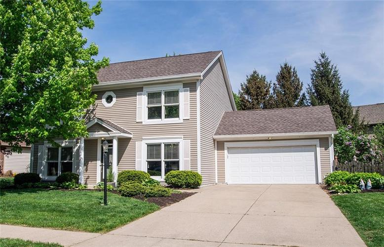 10701  Stonemill Court Fishers, IN 46038 | MLS 21639811