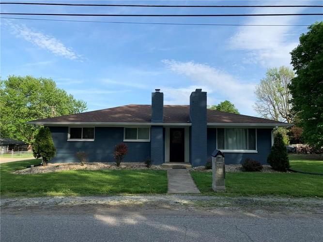 8513 W SYCAMORE Road Fairland, IN 46126 | MLS 21639812