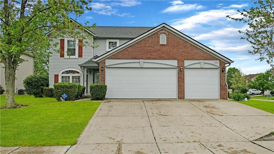6151 E Runnymede Court Camby, IN 46113   MLS 21639889