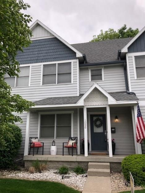 1026 N NEW JERSEY Street Indianapolis, IN 46202 | MLS 21639943