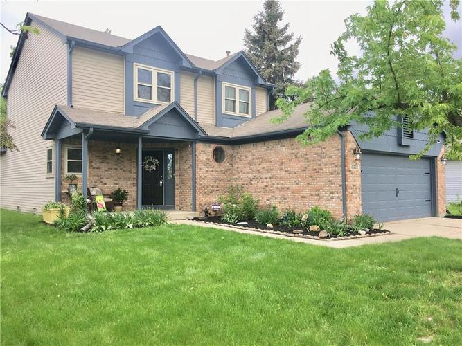 10232  Park Stream Drive Indianapolis, IN 46229 | MLS 21639955