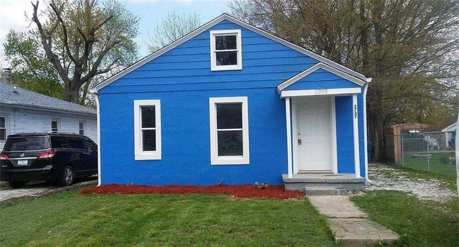 2737 S Roena Street Indianapolis, IN 46241 | MLS 21639972 | photo 1