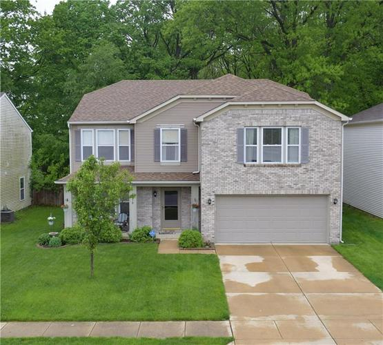 8458 LIGONIER Drive Camby, IN 46113 | MLS 21640088 | photo 1