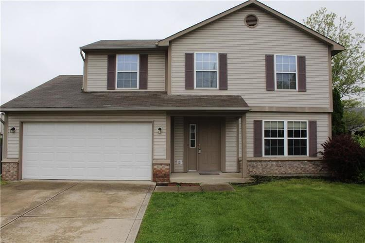 13020  Wingstem Court Fishers, IN 46038 | MLS 21640108