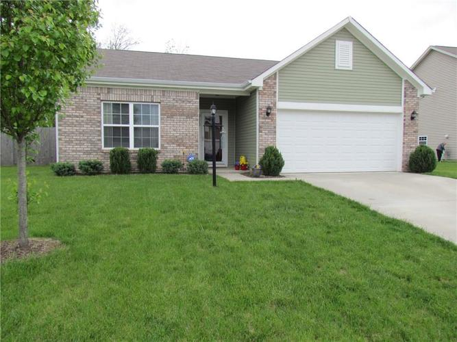 2610 Harshaw Court Indianapolis, IN 46239 | MLS 21640195 | photo 1