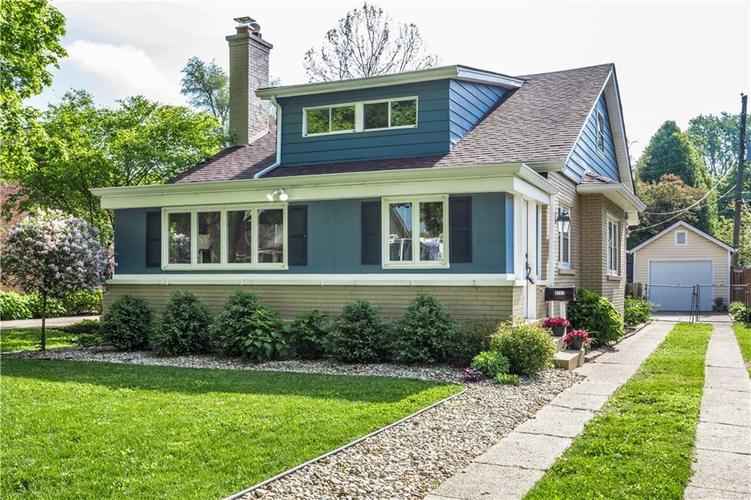 6157 HAVERFORD Avenue Indianapolis, IN 46220 | MLS 21640224 | photo 1