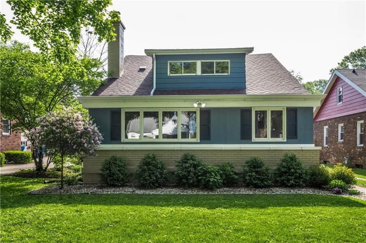 6157 HAVERFORD Avenue Indianapolis, IN 46220 | MLS 21640224 | photo 2