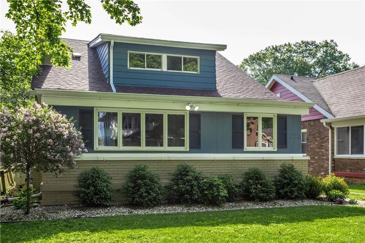 6157 HAVERFORD Avenue Indianapolis, IN 46220 | MLS 21640224 | photo 3