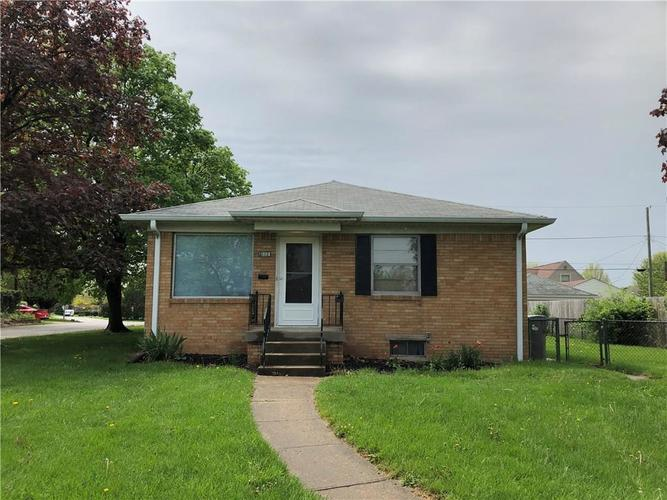 1302 N DOWNEY Avenue Indianapolis, IN 46219   MLS 21640226   photo 1