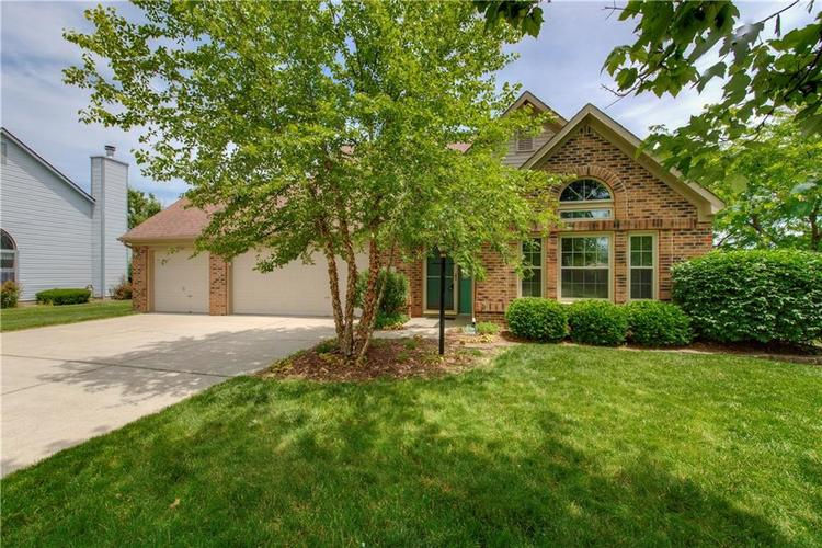 101  Severn Drive Greenwood, IN 46142 | MLS 21640287