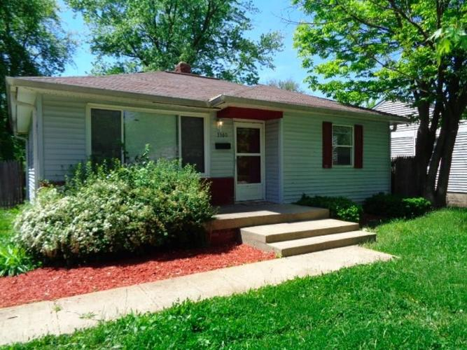 3360  Manor Court Indianapolis, IN 46218 | MLS 21640443