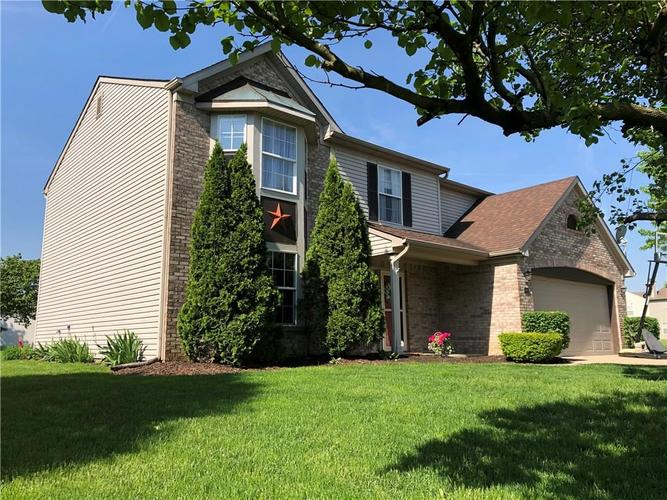 10849  Riva Ridge Court Indianapolis, IN 46234 | MLS 21640491