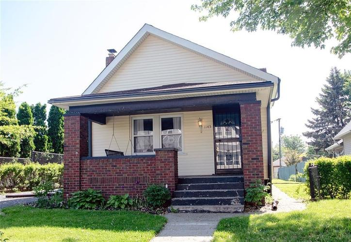 1145 S SPRUCE Street Indianapolis, IN 46203 | MLS 21640541 | photo 1