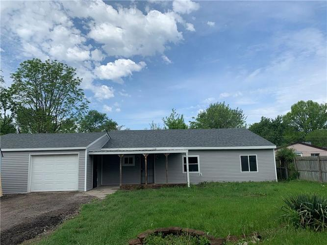 1016 Collier Street Indianapolis, IN 46241   MLS 21640562   photo 1