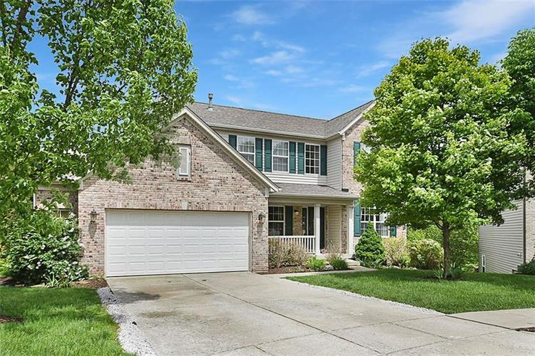 11769 Tylers Close Fishers, IN 46037 | MLS 21640569 | photo 1