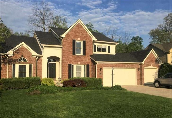 12618 Fuller Court Fishers, IN 46038 | MLS 21640578 | photo 1