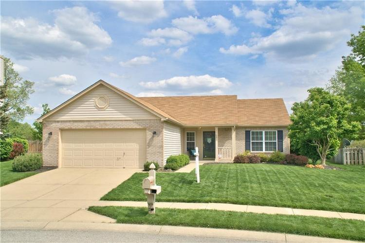 11681 SAND CREEK Boulevard Fishers, IN 46037 | MLS 21640589 | photo 1