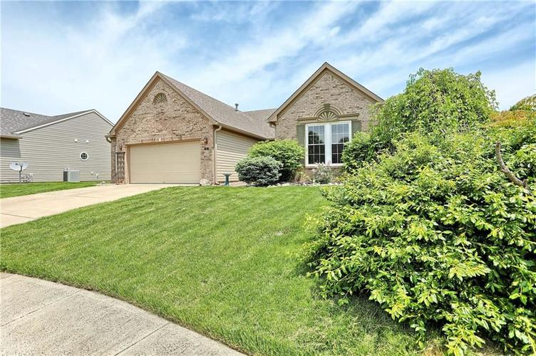 2431 Cole Wood Court Indianapolis, IN 46239 | MLS 21640647 | photo 3