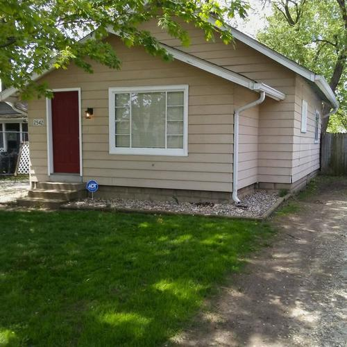 2542 S McCLURE Street Indianapolis, IN 46241 | MLS 21640698