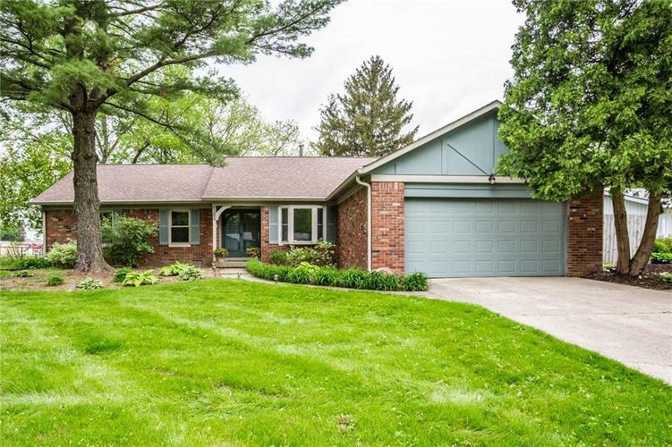8202  Lieber Road Indianapolis, IN 46260 | MLS 21640794