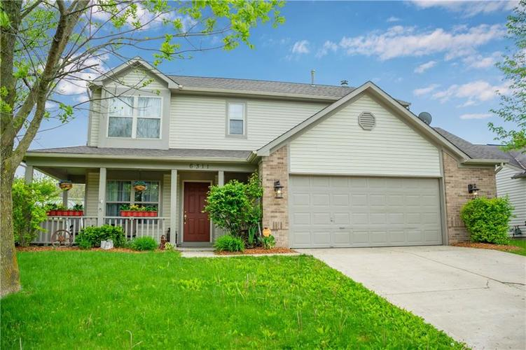 6311 E ROCKHILL Court Camby, IN 46113 | MLS 21640802 | photo 1
