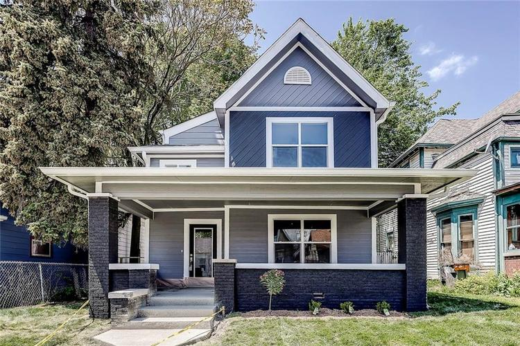 224 N Summit Street Indianapolis IN 46201 | MLS 21640905 | photo 1