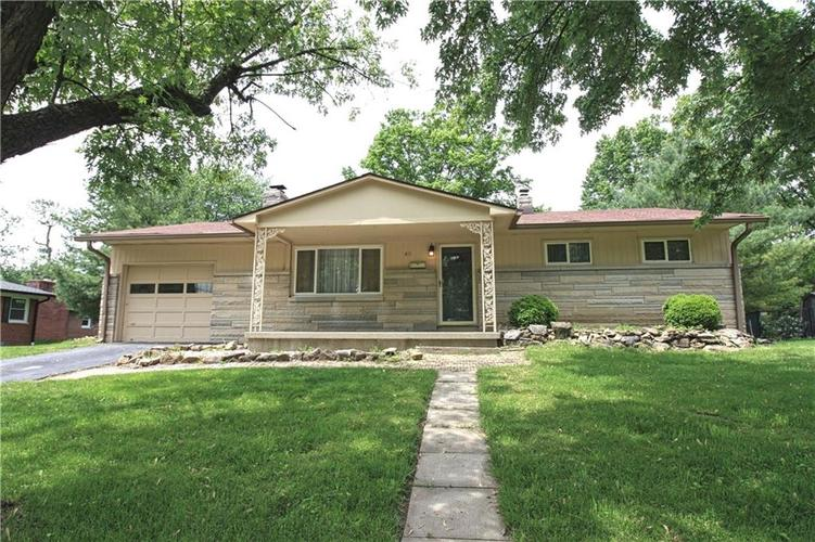 421 Brewer Drive Greenwood, IN 46142 | MLS 21640955 | photo 1