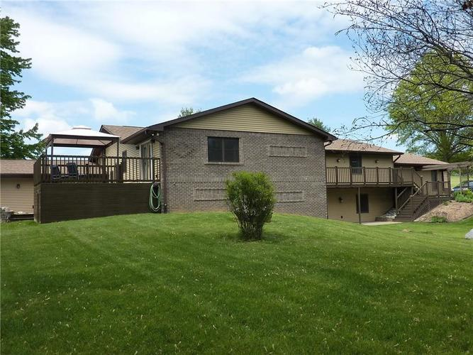5210 S Country Villa Road Cloverdale, IN 46120 | MLS 21640957