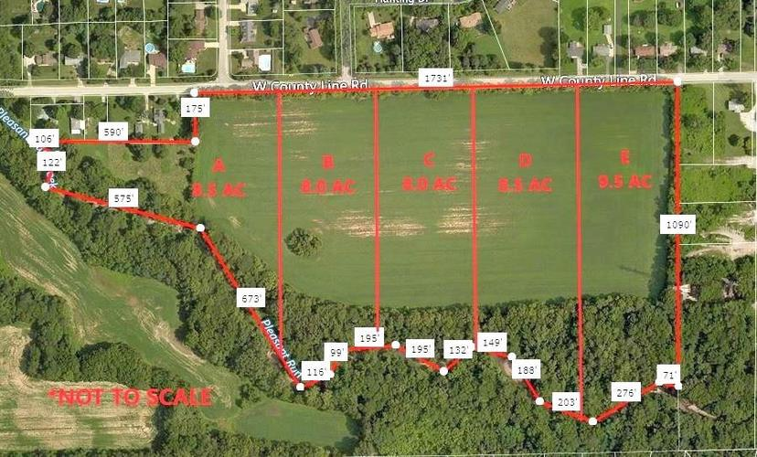 0 W County Line Road #A Greenwood, IN 46142   MLS 21640963   photo 1