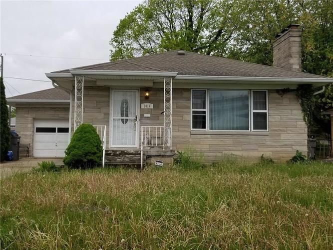 1414 N Downey Avenue Indianapolis, IN 46219 | MLS 21640980 | photo 1