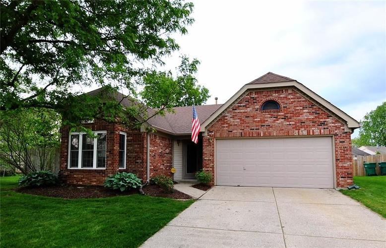 7031  Sea Eagle Court Indianapolis, IN 46254   MLS 21641084