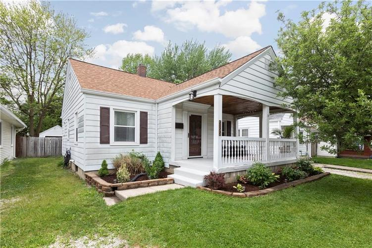 6122 Crittenden Avenue Indianapolis, IN 46220 | MLS 21641128 | photo 1