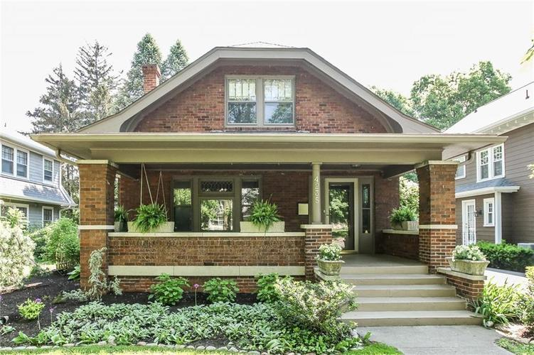 4235 N CENTRAL Avenue Indianapolis, IN 46205 | MLS 21641140 | photo 1