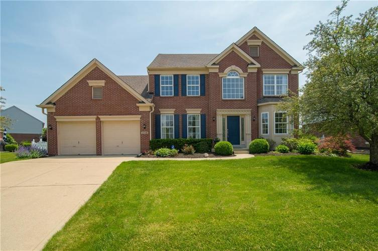 10048 Brightwater Drive Fishers, IN 46038 | MLS 21641164 | photo 1