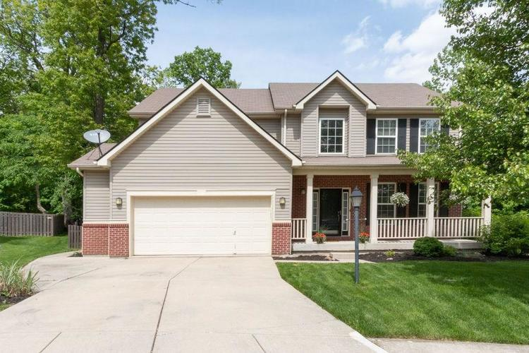 6481 TIMBER LEAF Lane Indianapolis, IN 46236 | MLS 21641179 | photo 1