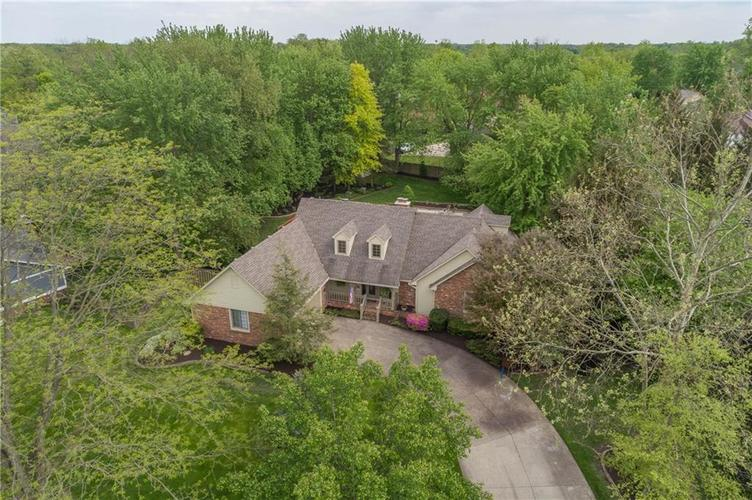 10843 Courageous Drive Indianapolis, IN 46236   MLS 21641231   photo 1