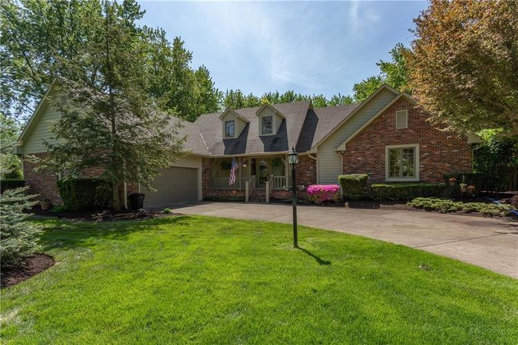 10843 Courageous Drive Indianapolis, IN 46236   MLS 21641231   photo 4