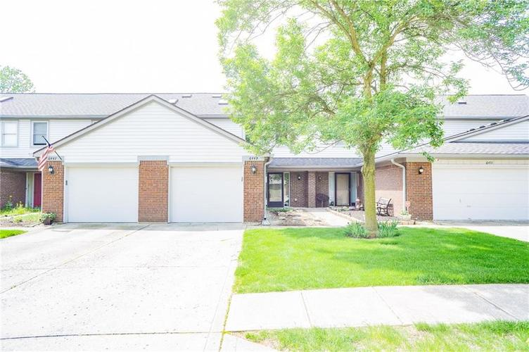 6449 W Bay Harbor Lane Indianapolis, IN 46254 | MLS 21641235