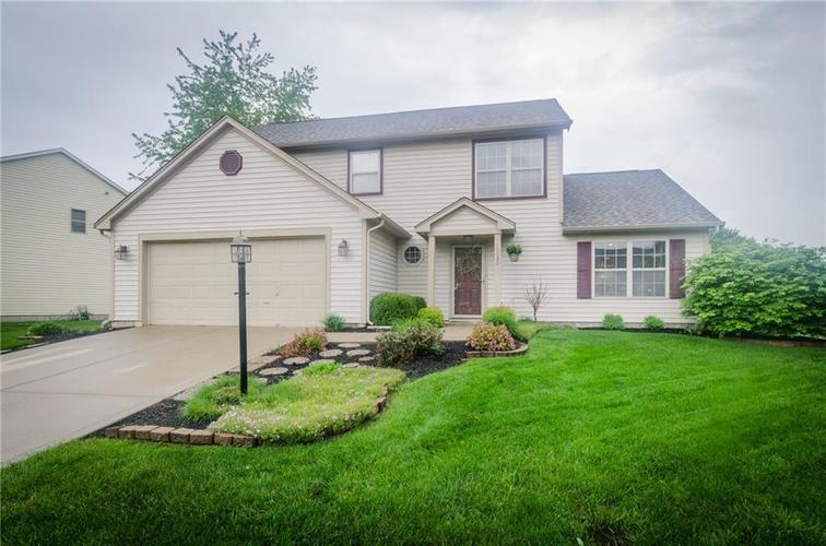 10090  Touchstone Drive Fishers, IN 46038 | MLS 21641253