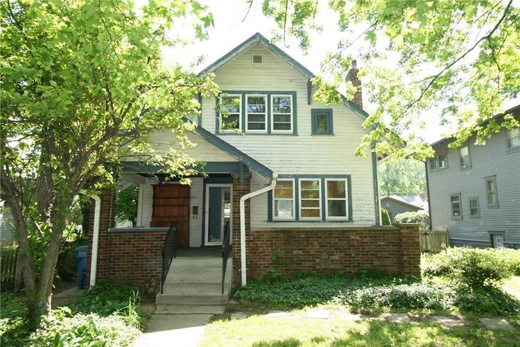 5941 N College Avenue Indianapolis, IN 46220 | MLS 21641267 | photo 1