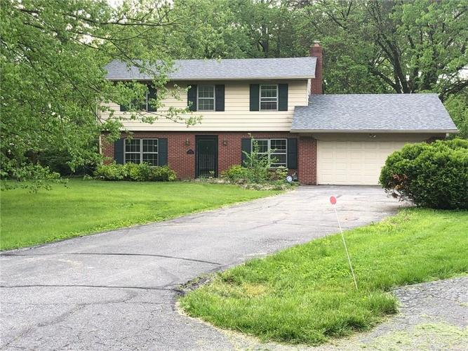 2475 GLEN HILL Drive Indianapolis, IN 46240 | MLS 21641274 | photo 1
