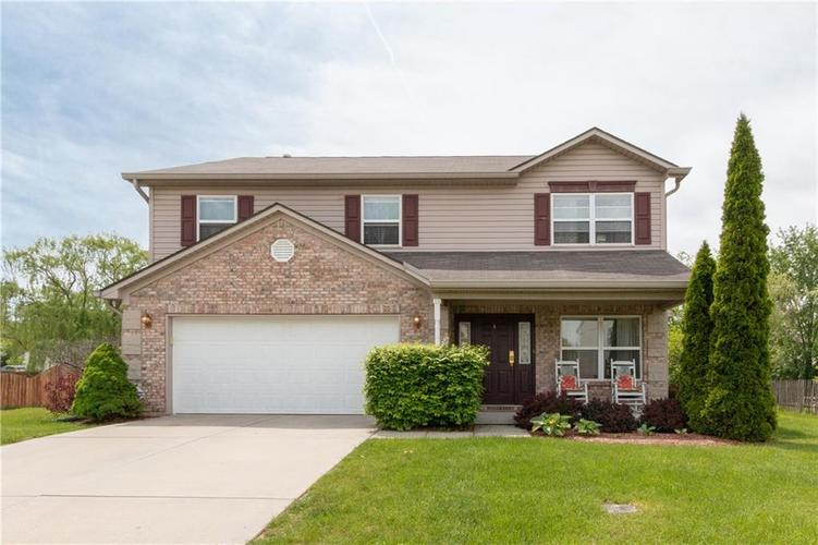 6512 Fountain Springs Boulevard Indianapolis, IN 46236 | MLS 21641316 | photo 1